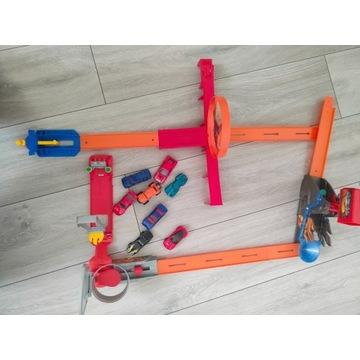 Tory dorga Hotwheels 3 modele