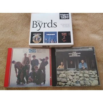 THE BYRDS - Tambourine, Turn, Fifth, Younger, 5CD