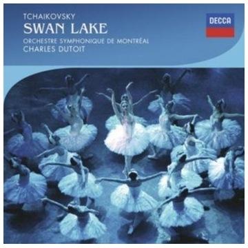 Czajkowski Piotr Swan Lake