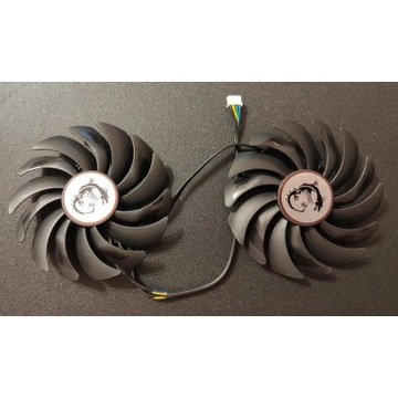 Wentylatory MSI GTX1060/1070/1080Ti PLD10010B12HH