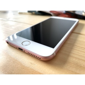 iPhone 6S plus 128 GB różowe złoto, rose gold,