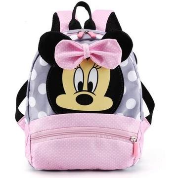 Plecak przedszkolny Myszka Minnie