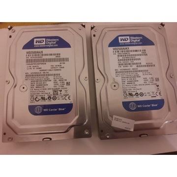 Dysk HDD 250GB Western Digital