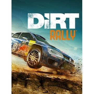 DiRT Rally STEAM KLUCZ