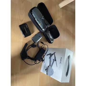 Dron DJI Mavic Pro zestaw