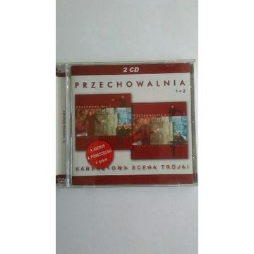 2 × Płyta CD A. Poniedzielski A.Andrus