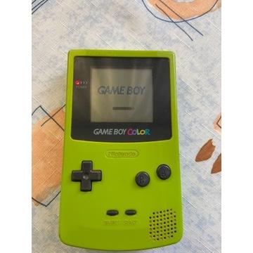 Nintendo Gameboy zielony