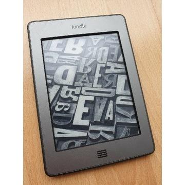 Amazon Kindle Touch 4GB , PL Menu - Koreader BDB