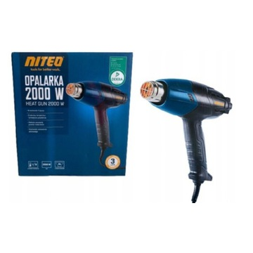 Opalarka Niteo Tools 2000W nowa
