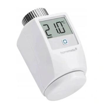 Bezprzewodowy termostat grzejnikowy eQ-3 Homematic