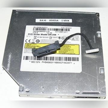 Napęd DVD + Konektor  - Samsung NP300V5A  NP305V5A