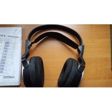 Szumiące Słuchawki Bezprzewodowe Sony