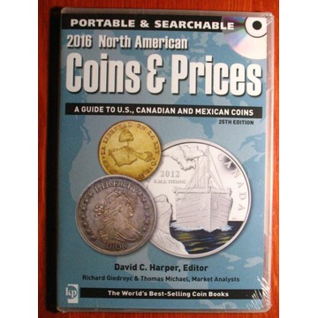 A# CD Nort American Coin & Prices 25 Edycja