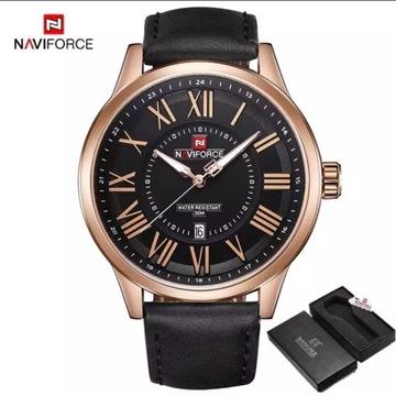 Elegancki zegarek z pudełkiem + GRATIS zegarki LED