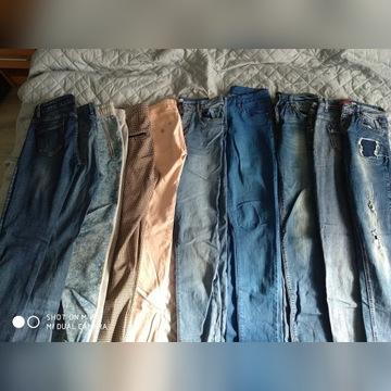 10 sztuk spodni M/L