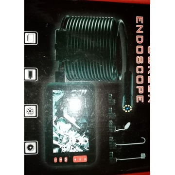 Screen ENDOSCOPE.