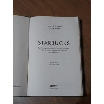 Starbucks Sztuka wyciągania wniosków - Schultz