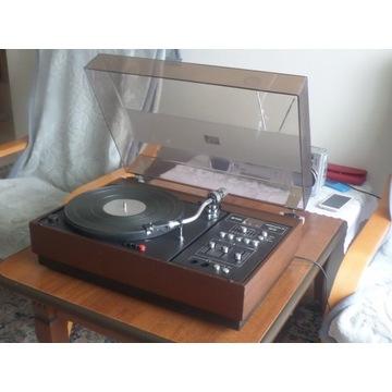 Gramofon Fonomaster 76 wzmacniacz UNITRA FONICA
