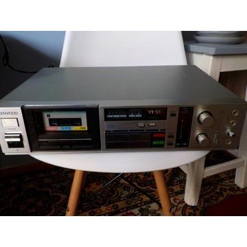 Deck KENWOOD KX-880SR po serwisie VINTAGE