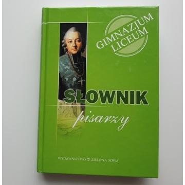 Słownik pisarzy polskich. Gimnazjum Liceum