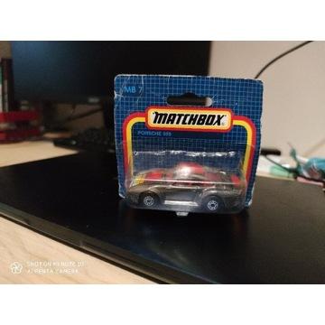 Porsche 959 match box 1990