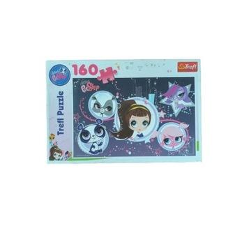 Puzzle 160 Littlest pet shop Trefl