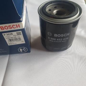 Filtr oleju BOSCH 2036