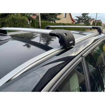 Thule WingBar Edge 9592+Thule RapidSystem Kit 4023