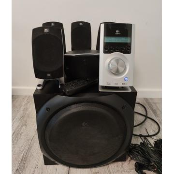 Głośniki Logitech Z5500
