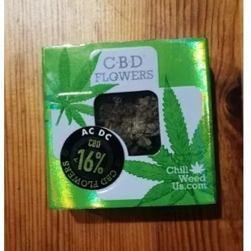 CBD Susz konopny AC DC Hemp 16% CBD 1 gram