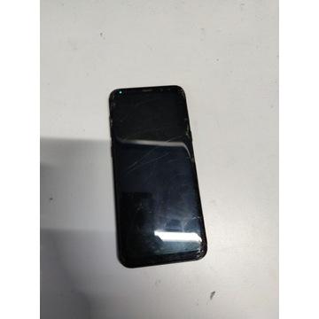 Samsung Galaxy S8+ s8 plus uszkodzony lcd #2