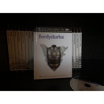 Lektury szkolne z DVD - Ferdydurke