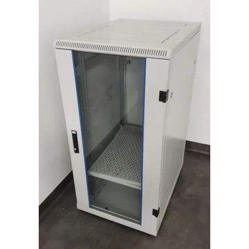 Szafa rackowa 600x800x1200mm teleinformatyczna