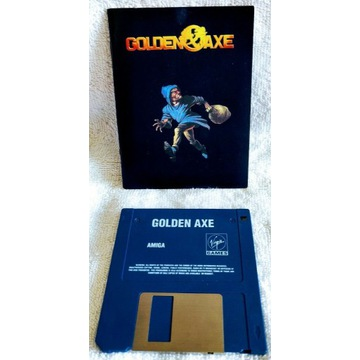 ## GOLDEN AXE - POLECAM od 1zł ##