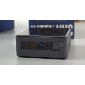 Intel NUC J5005/8GB/120 minikomputer nettop