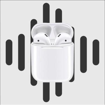 Słuchawki Bezprzewodowe Airpods