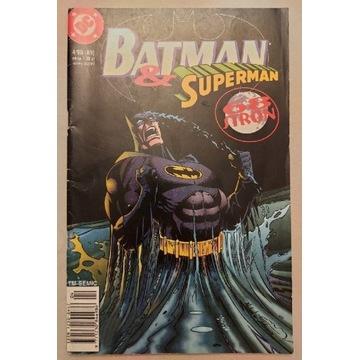 Komiks Batman & Superman 7 4/98 TM-SEMIC
