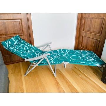 Sprzedam fotel leżak z poduszką
