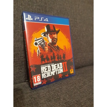 Red Dead Redemption 2, PS4, Playstation 4