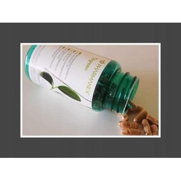 Kapsułki z zielonej herbaty