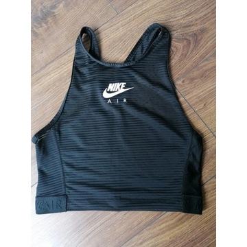 Top sportowy Nike Air cienki prześwitujący nowy XS