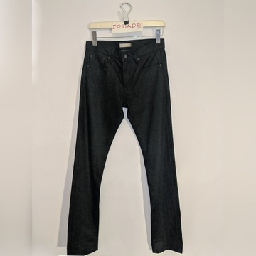 UNIQLO selvedge raw denim jeans edwin lee levis