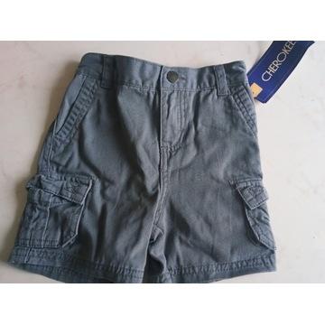 Spodenki szorty Cargo shorts Cherokee - 12 mcy