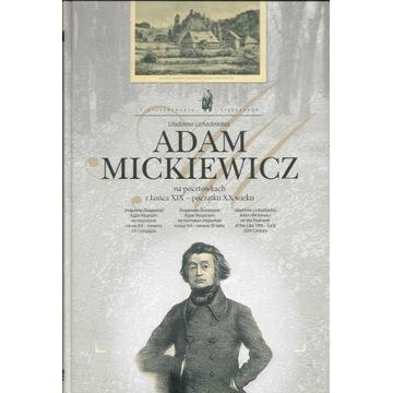 Adam Mickiewicz,białoruski album starych pocztówek