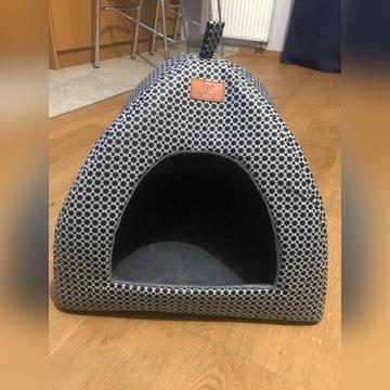 Miękkie legowisko posłanie dla kota lub małego psa