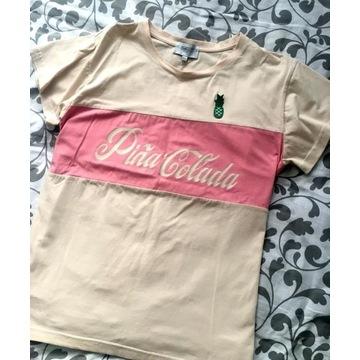 Koszulka T-Shirt PLNY LALA XXS Pina Colada