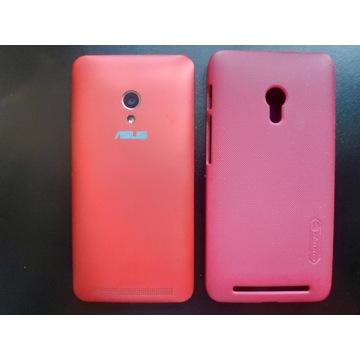 Telefon Zenfone 4 + etui Nillkin