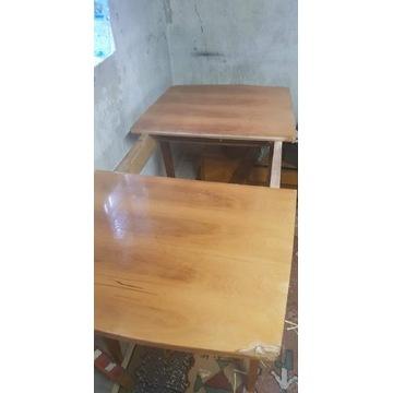 Stół i krzesła BILEA