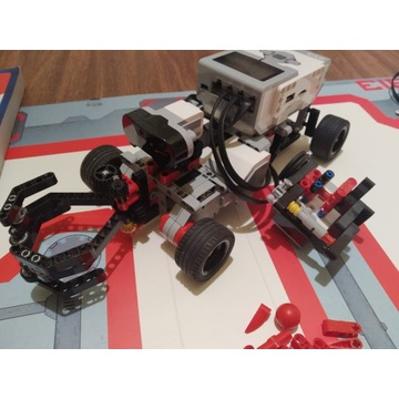 LEGO Mindstorms Ev3 31313 Jak nowy+dodatki gratis