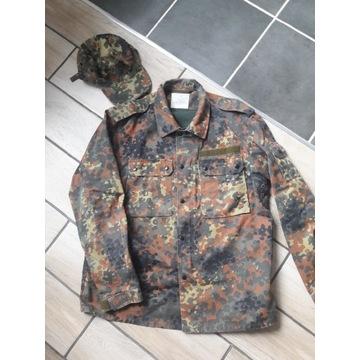 Bluza i czapka oryginał wojsko niemieckie '98